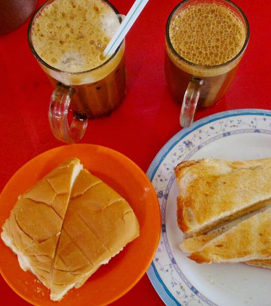 Best Breakfast places in Kuala Lumpur you will want to wake up for - Ah Weng Koh Hainan Tea & Coffee